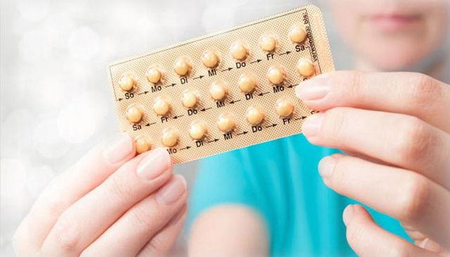 Чому з'являються коричневі виділення під час прийому протизаплідних таблеток