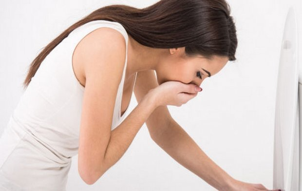 Чому нудота при вагітності посилюється вечорами?
