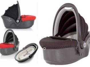 Автокрісло römer baby-safe sleeper: огляд, 6 переваг, 4 нестачі