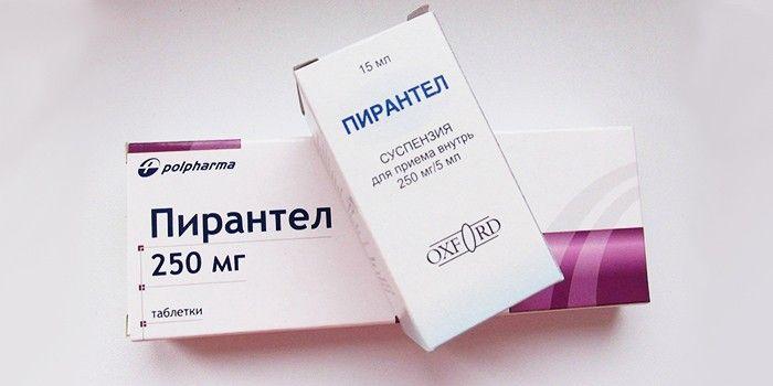 Таблетки в упаковці